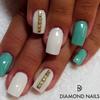 Diamond nails gel polish