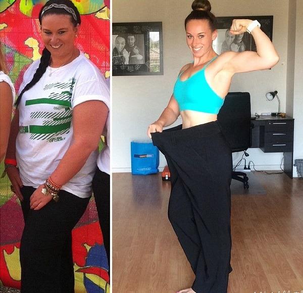 Реальные фото до и после похудения отзывы