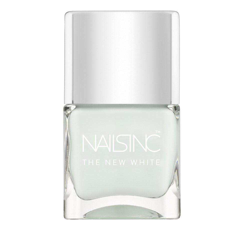 Nails inc new white
