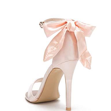 Womens pink dress shoes