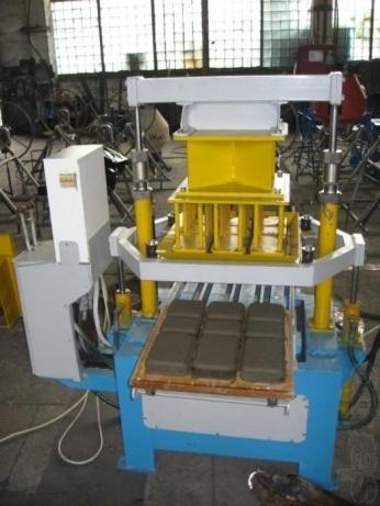 Оборудование для производства плитки тротуарной