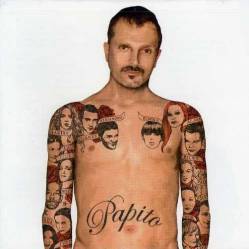 Miguel bose papito cd cover
