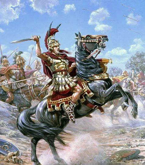 Конь Македонского