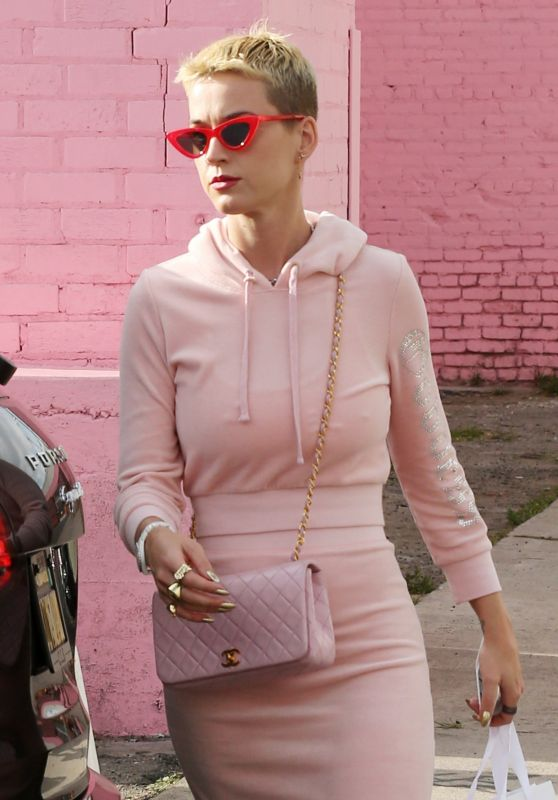 Katy perry casual style