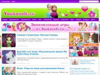 Самый популярный сайт детский
