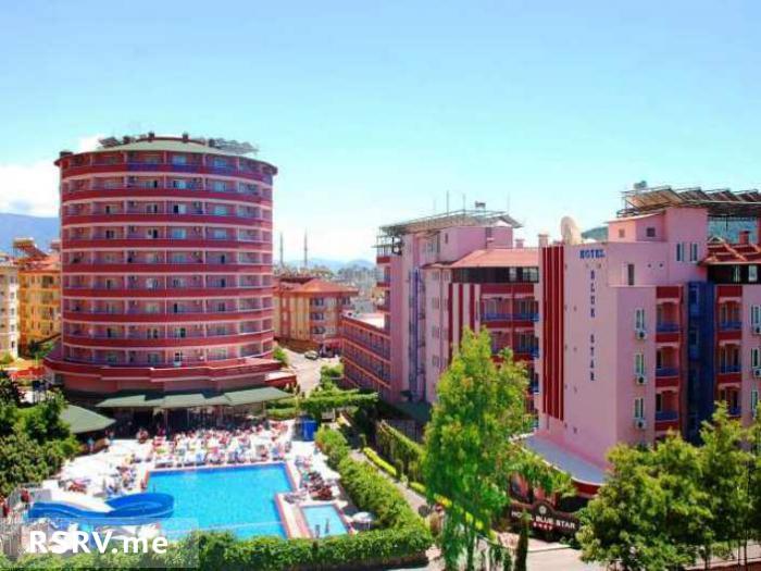 Фото отеля blue star