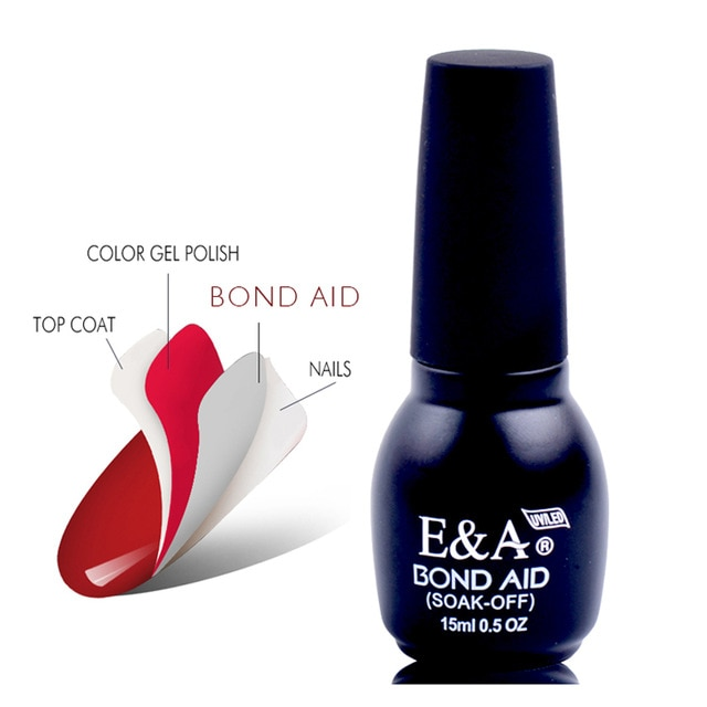 Bond aid for nails