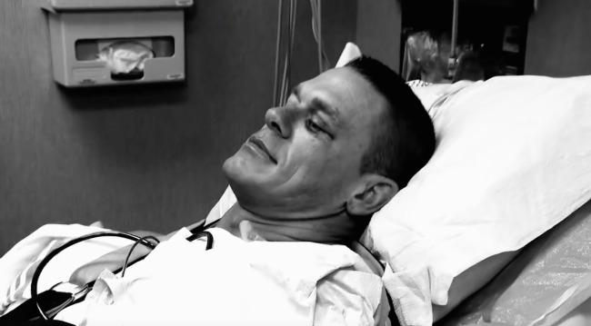 John cena surgery pictures
