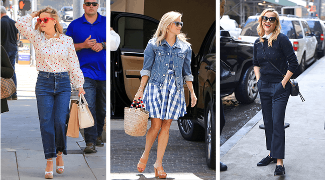 Reese witherspoon casual clothes