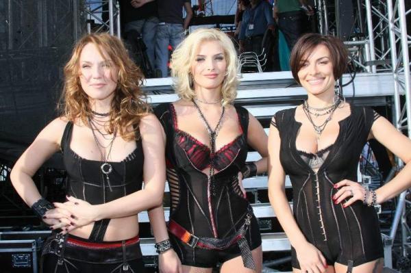 На фото: Группа «ВИА ГРА»