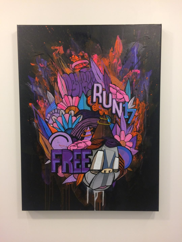 Alternative image for Run Free
