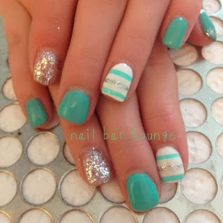 Fingernails designs idea