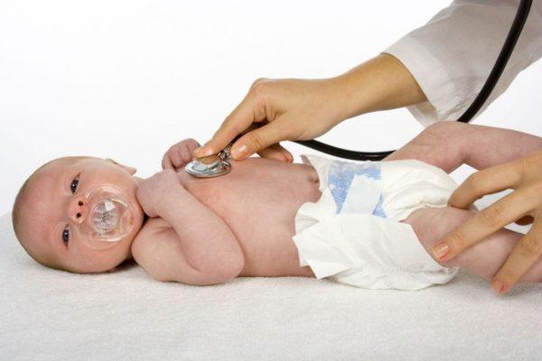 Медкомиссия в месяц новорожденным