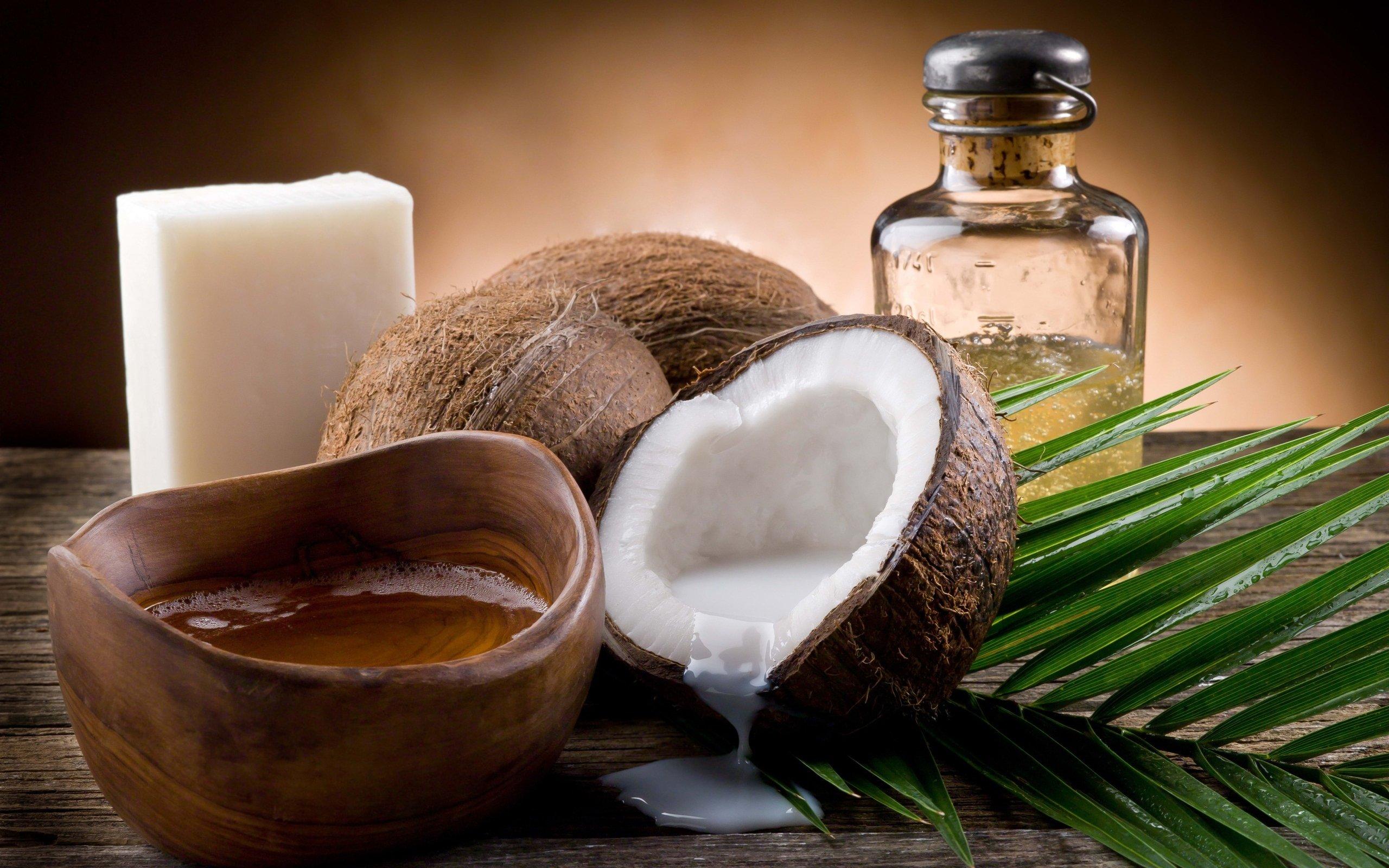 Какое кокосовое масло везти из тайланда