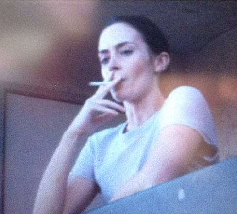 List of celebrities who smoke cigarettes