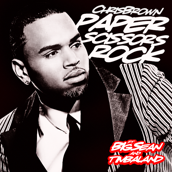 Chris brown paper scissors rock mp3