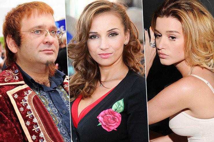 Смотреть фото российских звезд