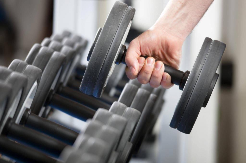 Как накачать мышцы пресса?