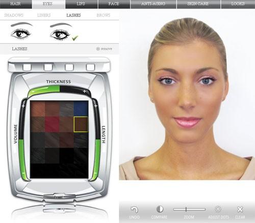 Подобрать прическу и макияж по фото бесплатно