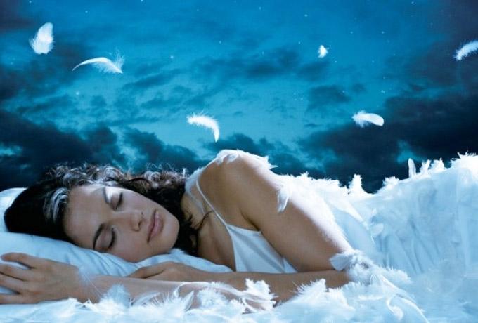 Как загадать желание перед сном