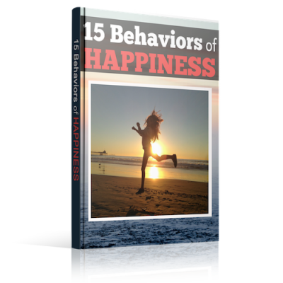 15 Behaviors of Happiness Course book