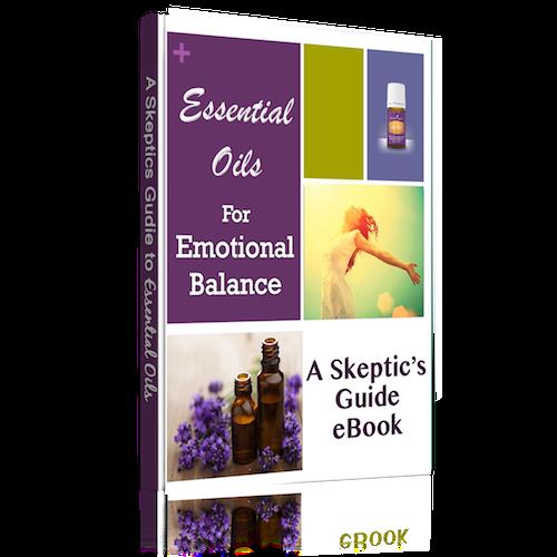 Essential oils for emotional balance