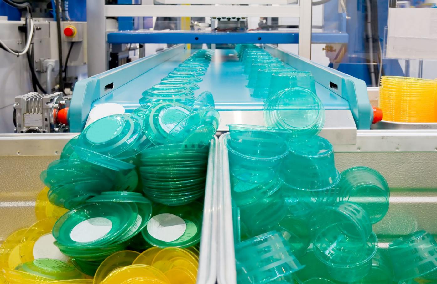 Производство пластиковых