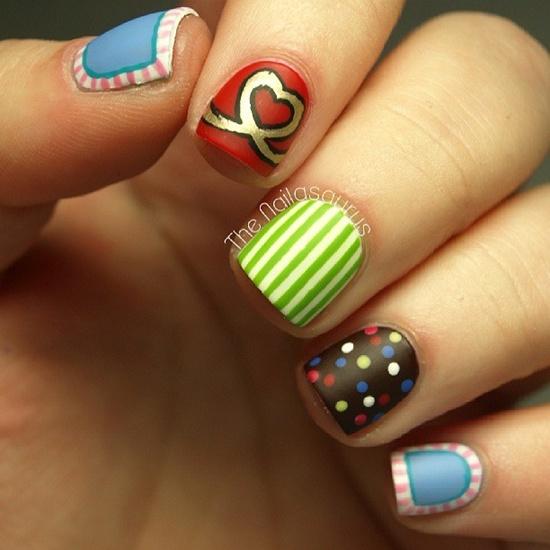 Best color nail polish for short nails