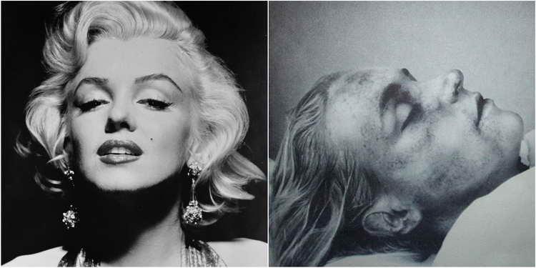 Celebrities dead pictures