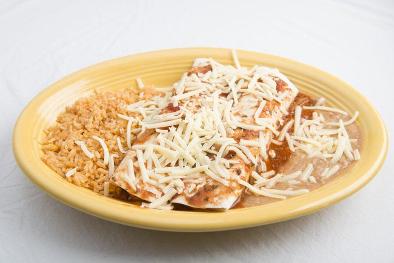 5. Burritos (2)