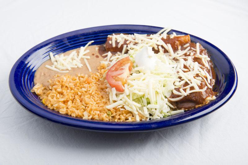 11. Tostada, Enchilada and Tamal