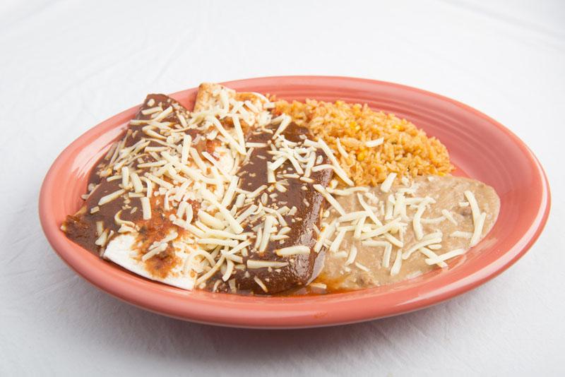 12. Burrito, Enchilada and Tamal