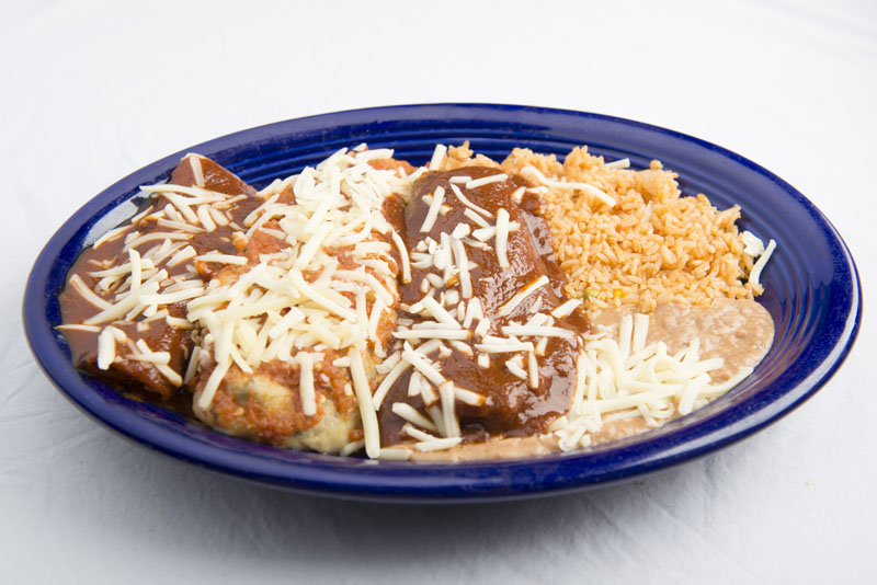 17. Chile Relleno and Tamal