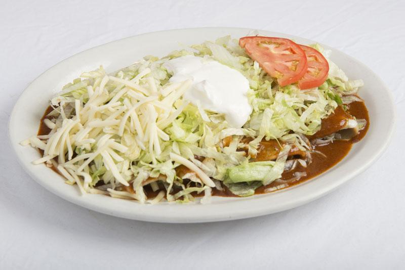 Enchiladas Deluxe