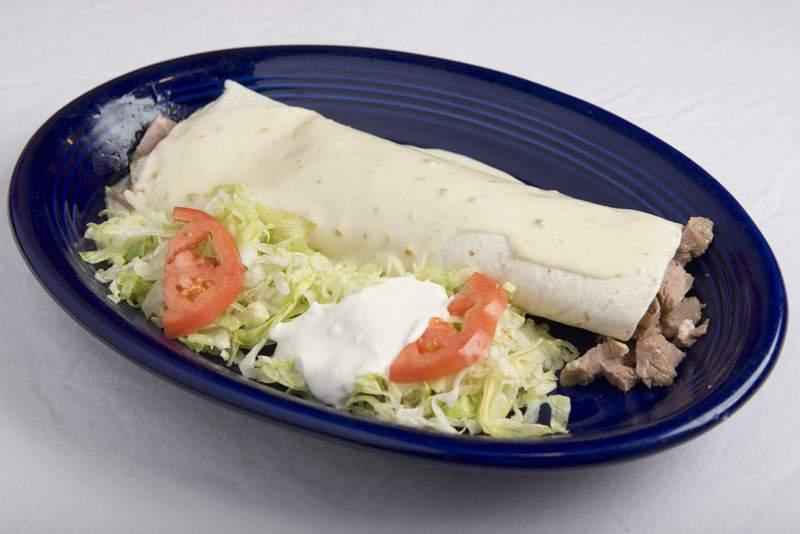 Burrito Michoacano