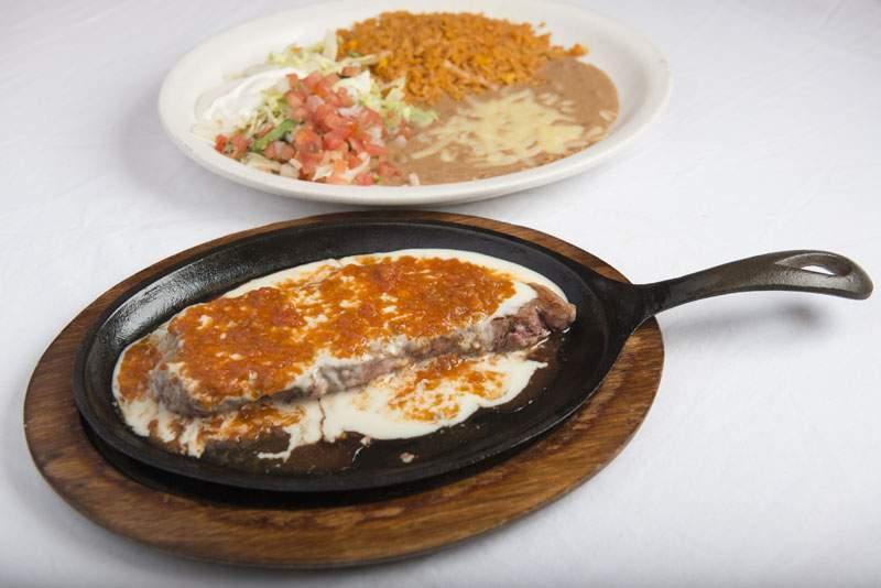 Steak Mexicano
