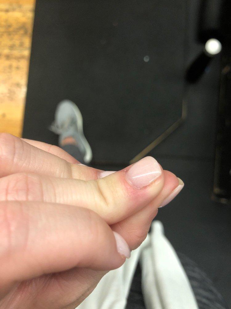 Organic nails olympia