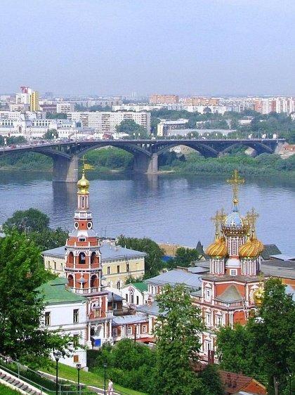 Нижний новгород достопримечательности история