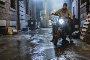Tom Hardy As Eddie Brock In Venom Movie 2018 Wallpaper