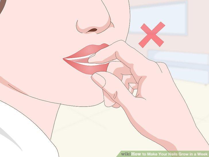 Make your nails grow