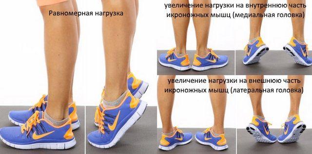 Как накачать ноги в домашних условиях за неделю девушке