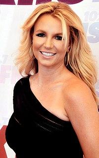 Britney spears first website