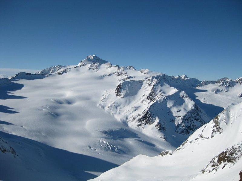 Тиффенбах ледник