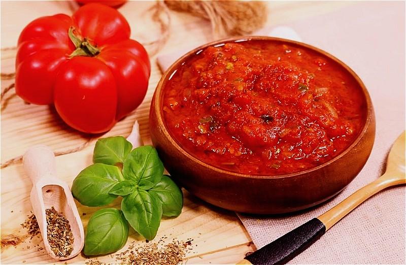 Соус томатный острый на зиму рецепт