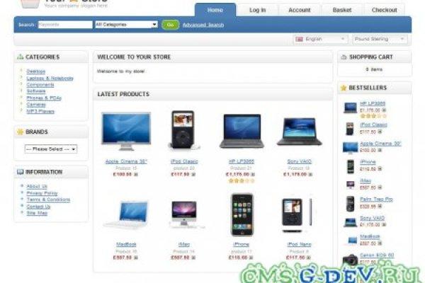 Продвижение opencart интернет магазина