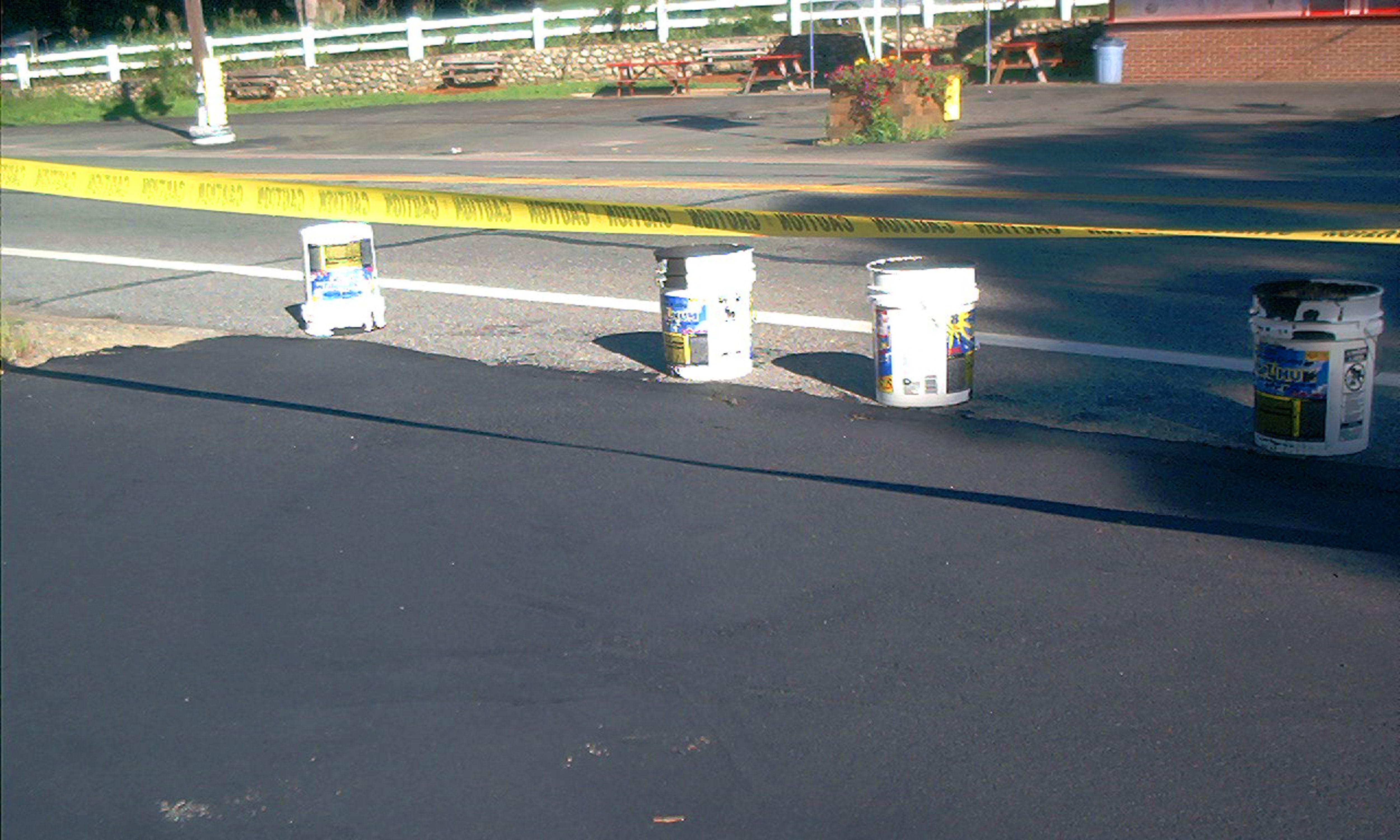 Sealant for asphalt driveways