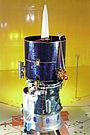 Lunar Prospector во время подготовки к полёту