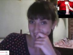Русские девушки Big Cock Reactions 14