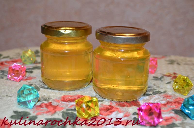 Мед из тыквы как приготовить