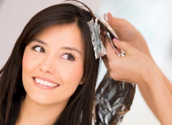 Как покрасить красиво волосы в домашних условиях